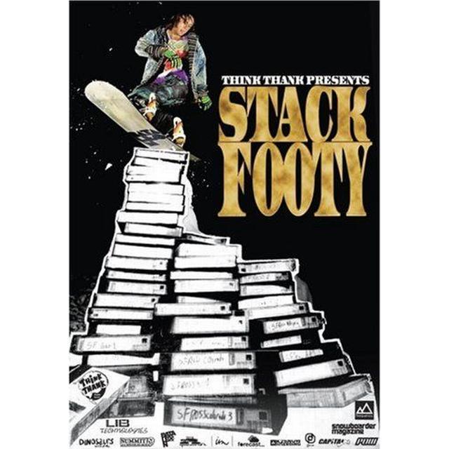 Stack Footy [DVD] [NTSC]